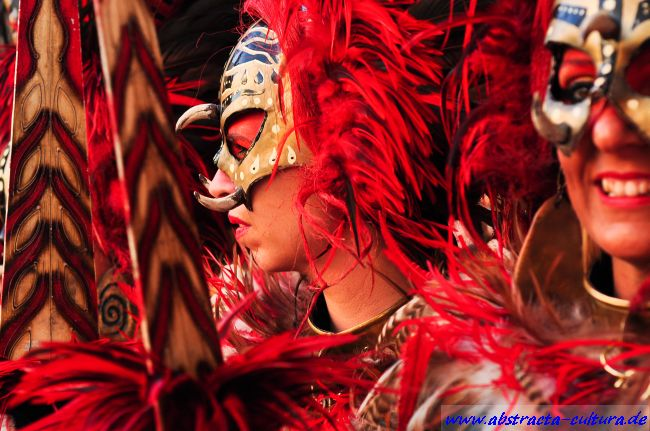 Parade 1 abstracta