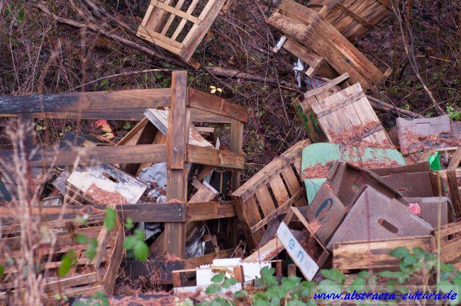 Müllhalde BO 10  abstracta