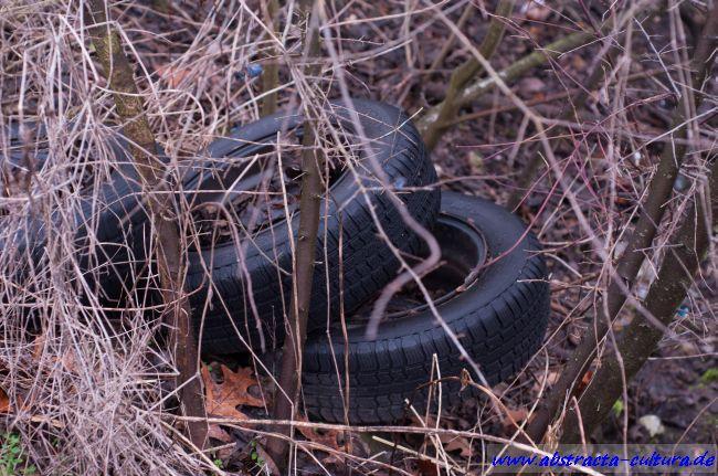 Müllhalde BO 19 abstracta